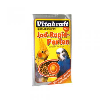 Vitakraft Vitamine cu iod  perusi