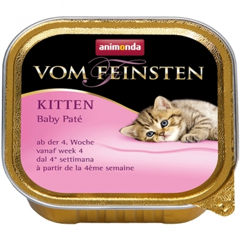 Vom Feinsten Cat Baby Pate, 100 g