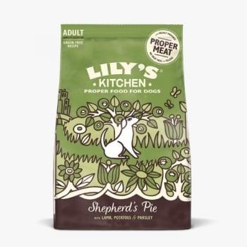 Lily's Kitchen Lamb Sheperd's Pie, hrană uscată câini adulti, cu miel, 12kg