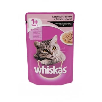 Whiskas Somon in Sos 100 g