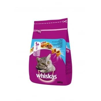Whiskas Adult cu Ton si Ficat, 300 g