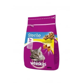 Whiskas Sterile cu Pui, 300 g