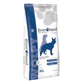 Everland Woply Croc Dog Adult, 20 kg