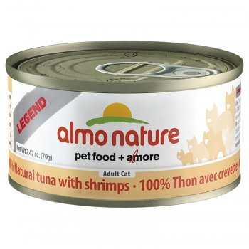 Almo Nature Cat Ton si Creveti 70 g