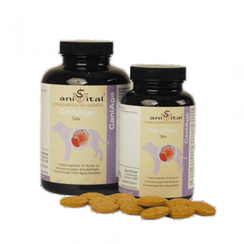 Supliment Nutritiv AniVital Caniage 60 tablete