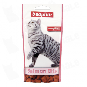 Beaphar Snacks Malt Bits Somon 35 g