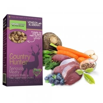 Country Hunter Superfood Vanat si Afine 700g