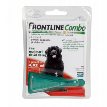 Frontline Combo Caine 40 - 60 kg