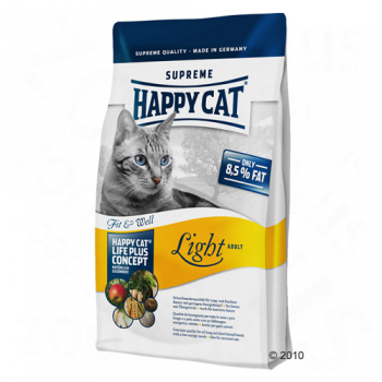 Happy Cat Supreme Adult Light 10 kg