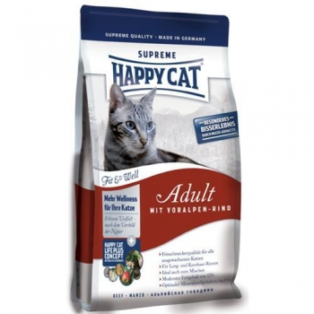 Happy Cat Supreme Adult cu Vita 1,8 kg