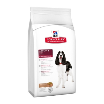 Hill's SP Canine Medium Adult Miel si Orez 12 kg
