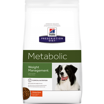 Hill's PD Canine Metabolic cu Pui, 12 kg