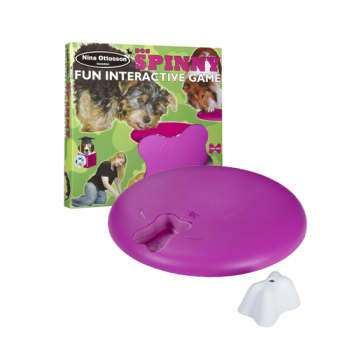 Jucarie Interactiva Caine Spinny