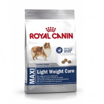Royal Canin Maxi  Light Weight Care, 15 kg