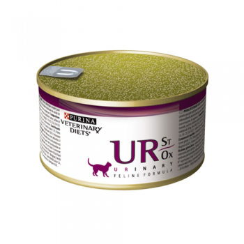 Purina Veterinary Diets UR Cat - Afectiuni Urinare 195 g