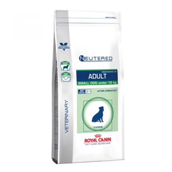 Royal Canin VCN Adult Small Breed Neutered  3,5 kg