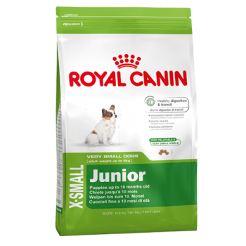 Royal Canin X-Small Junior, 1.5 kg