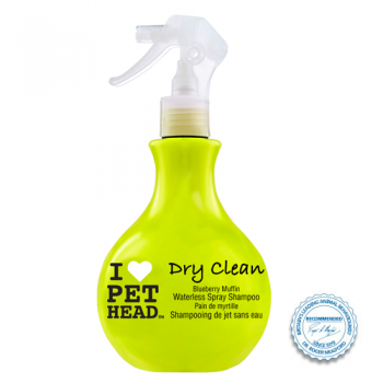 Pet Head Spray Dry Clean 450 ml