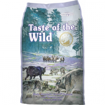 Taste of the Wild Sierra Mountain, 13 kg