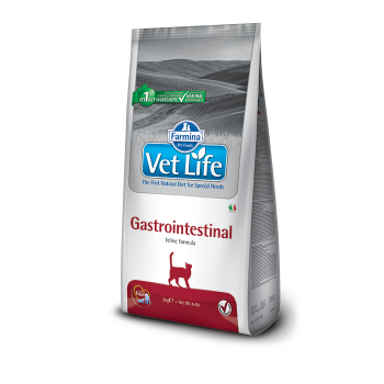 Vet Life Cat Gastro-Intestinal, 2 kg