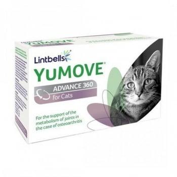 Supliment Nutritiv Pentru Pisici Lintbells Yumove Advance 360, 60 Tablete