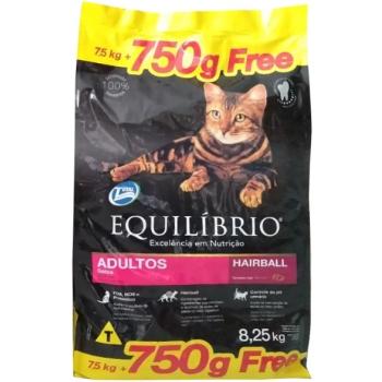 Equilibrio Cats Adult, 7.5 kg + 750 g Gratis