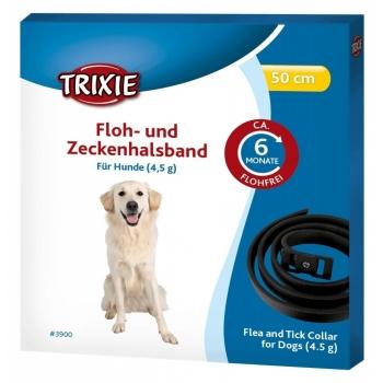 Zgarda Antiparazitara Trixie Dog, Maro, 50 cm