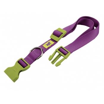 Zgarda Club Violet latime 2 cm lungime 56 cm