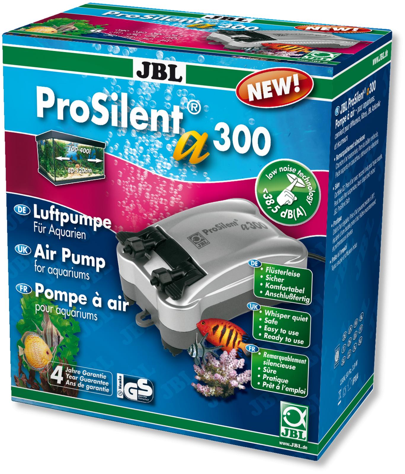 Pompa pentru acvariu JBL ProSilent a300
