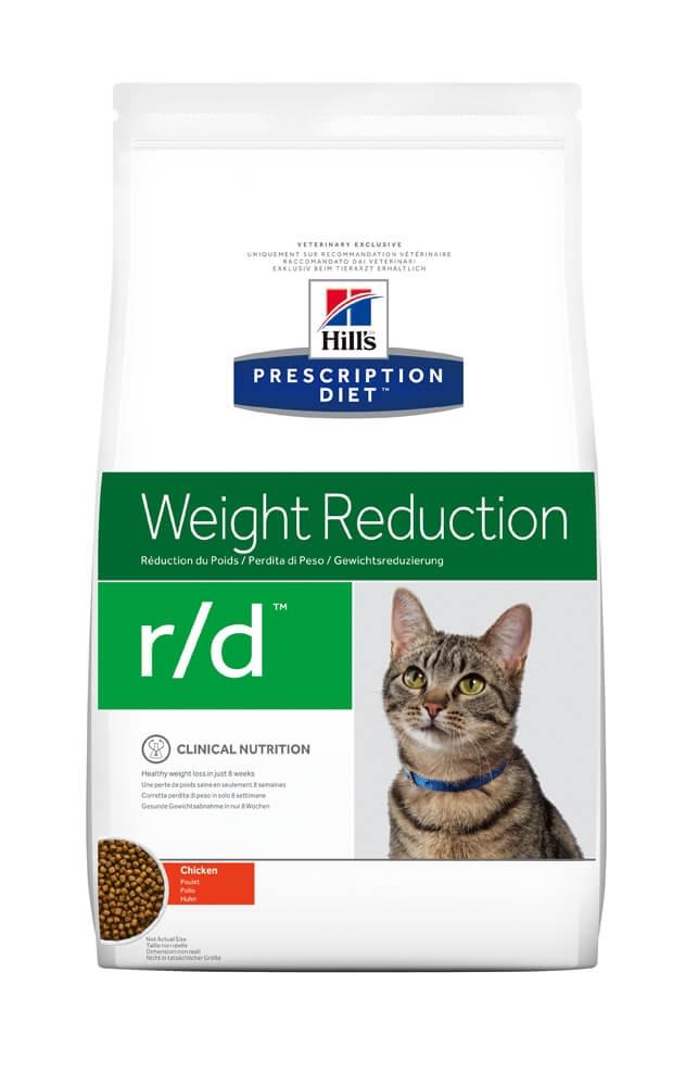 Hill`s PD Feline r/d - Obezitate, 1.5 kg