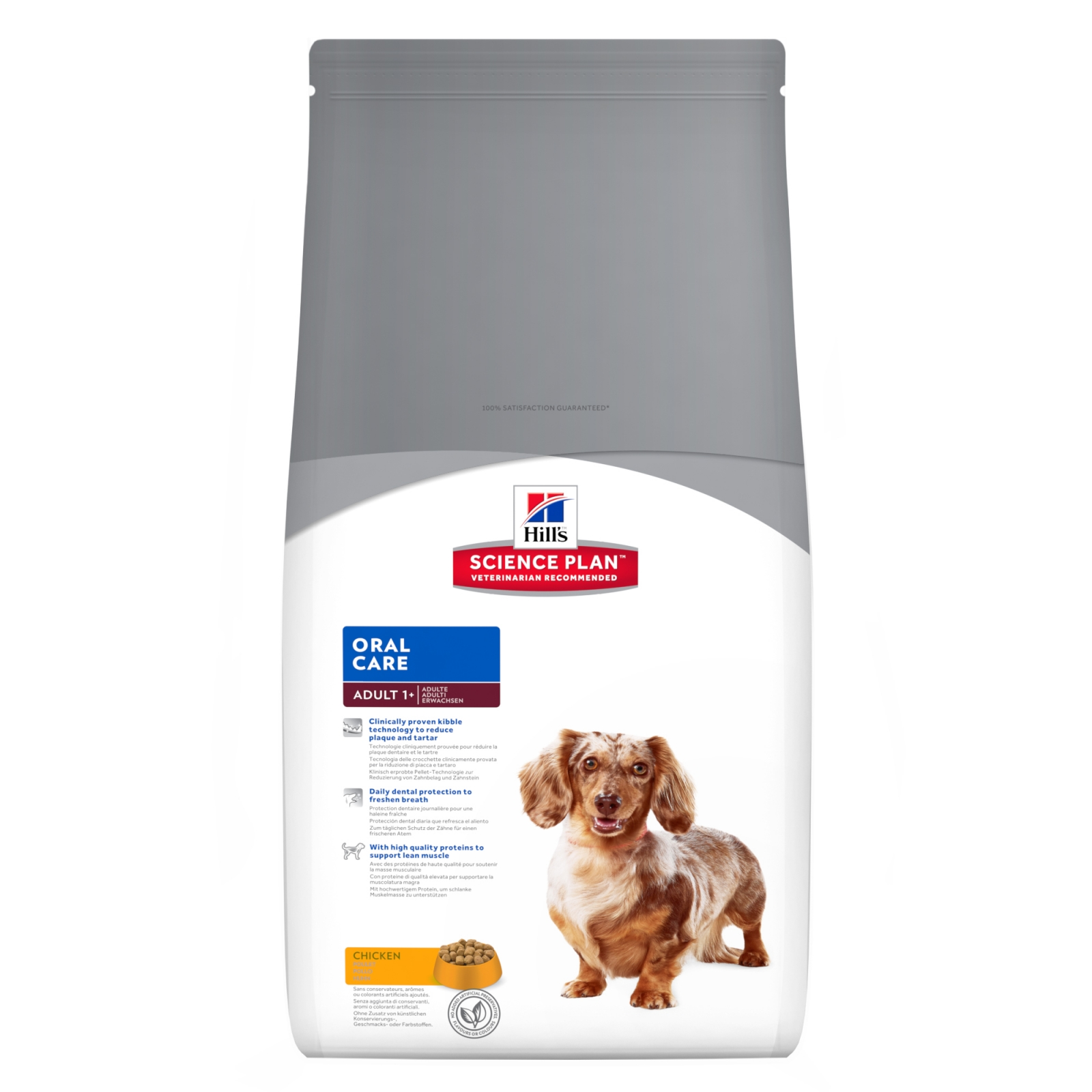 Hill`s SP Canine Adult Oral Care, 2 kg