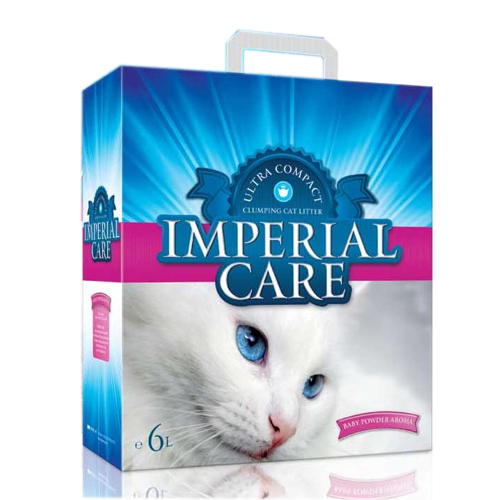 Nisip Imperial Care Ultra Compact, 6 L