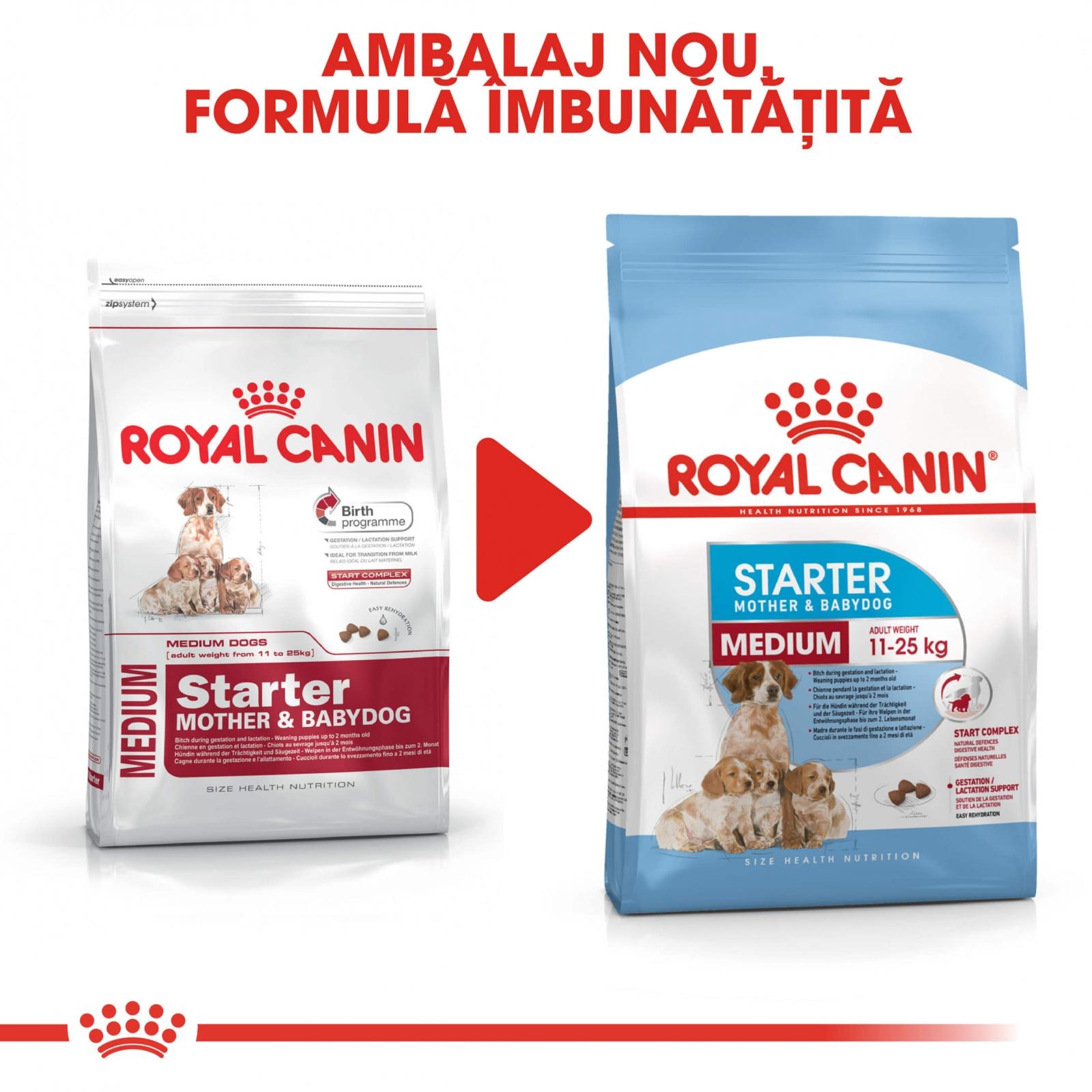royal canin medium starter 12 kg. Black Bedroom Furniture Sets. Home Design Ideas