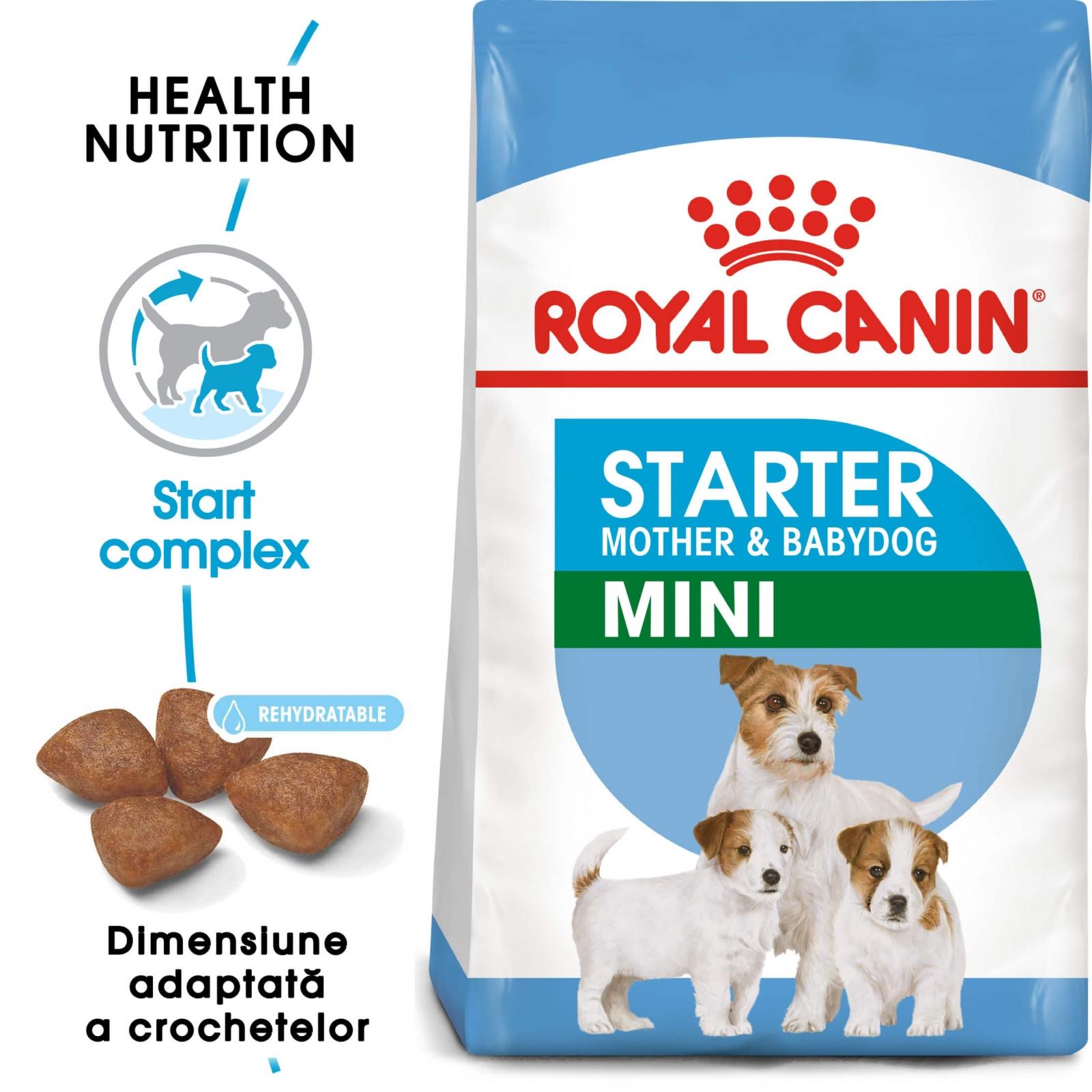 royal canin mini starter 8 5 kg. Black Bedroom Furniture Sets. Home Design Ideas