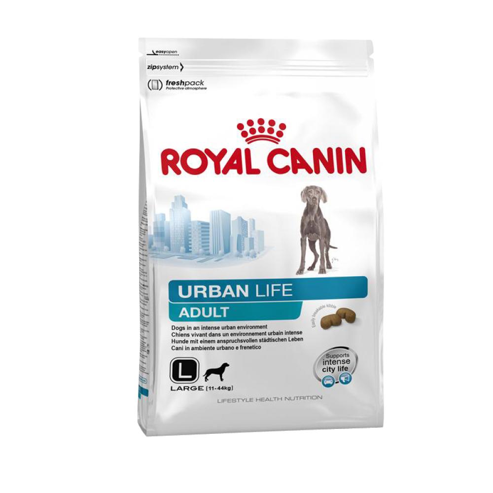 Royal Canin Urban Life Adult Large Dog, 3 kg