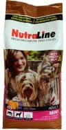 Nutraline Dog Mini Adult 12.5