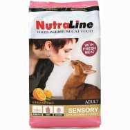 Nutraline Cat Adult Sensory 10 kg