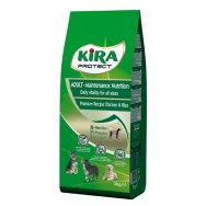 Kira Protect Adult Maintenance Pui si Orez 12,5 kg + Castron Smarty - antiderapant - 735ml