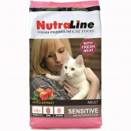 Nutraline Cat Adult Sensitive 10 kg