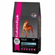 Eukanuba Adult Large Breed 15 kg + 3 kg GRATIS